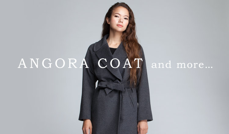 ANGORA COAT and more...