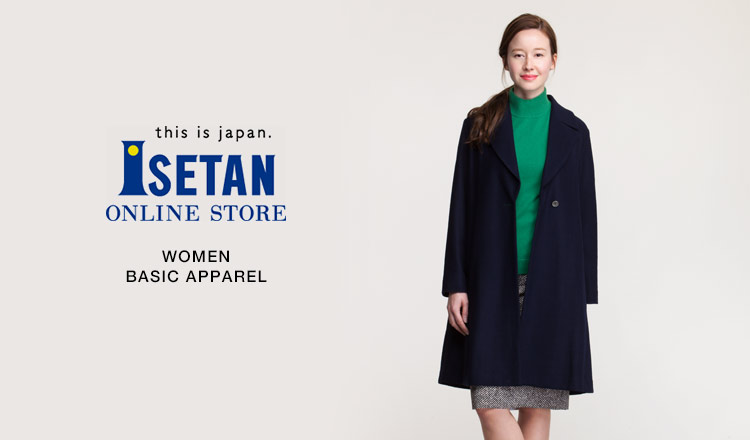 ISETAN WOMEN BASIC APPAREL