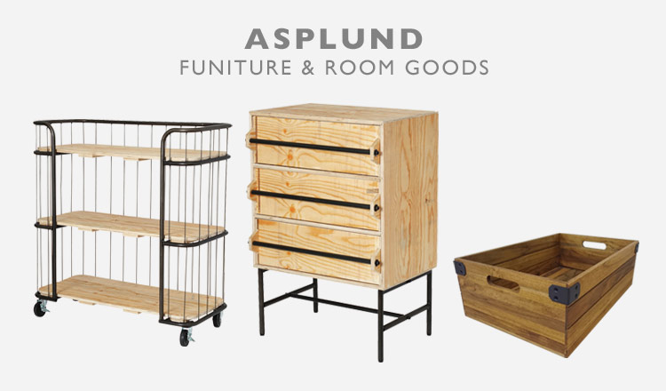 ASPLUND FUNITURE & ROOM GOODS
