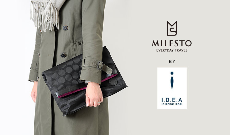 MILESTO BY IDEAinternational