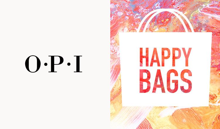 HAPPY BAG: O・P・I