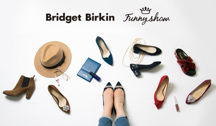 BRIDGET BIRKIN/FUNNY SHOW