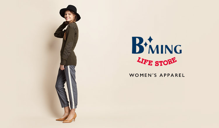 B:MING LIFE STORE BY BEAMS WOMEN'S APPAREL