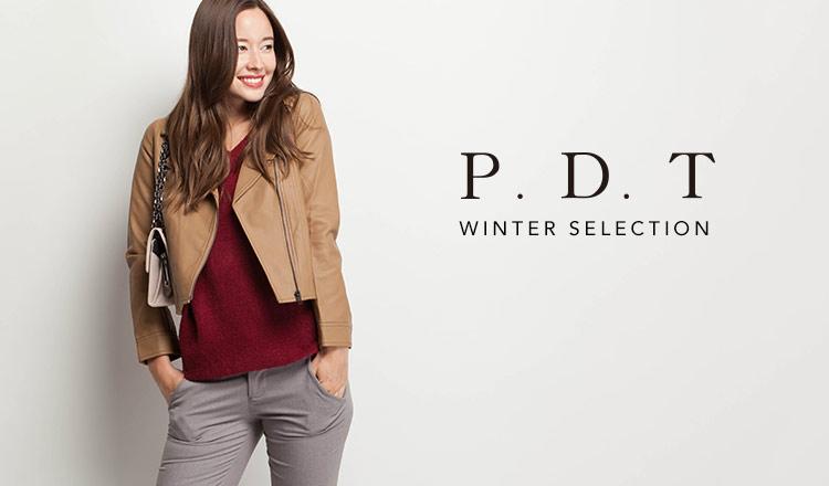 P.D.T -WINTER SELECTION-