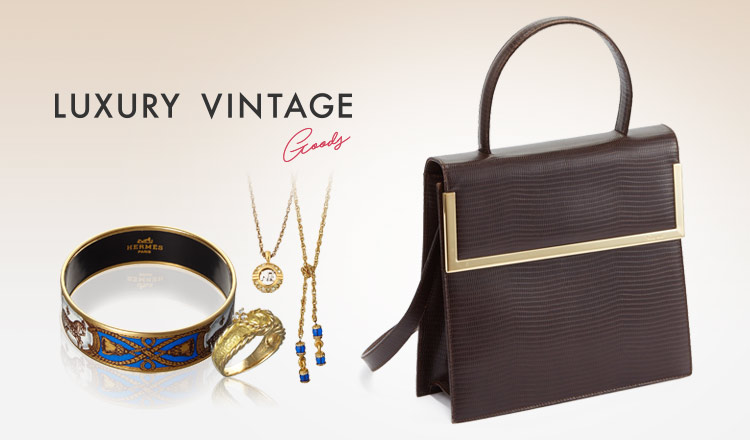 LUXURY VINTAGE GOODS