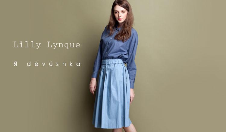LILLY LYNQUE/R devushka