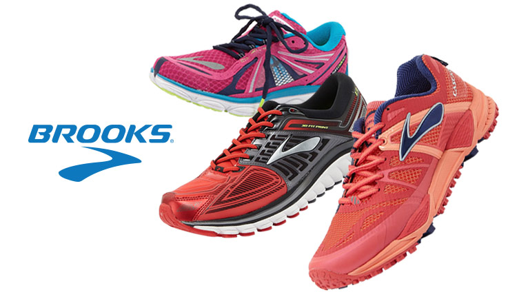 BROOKS Running Shoes Selection