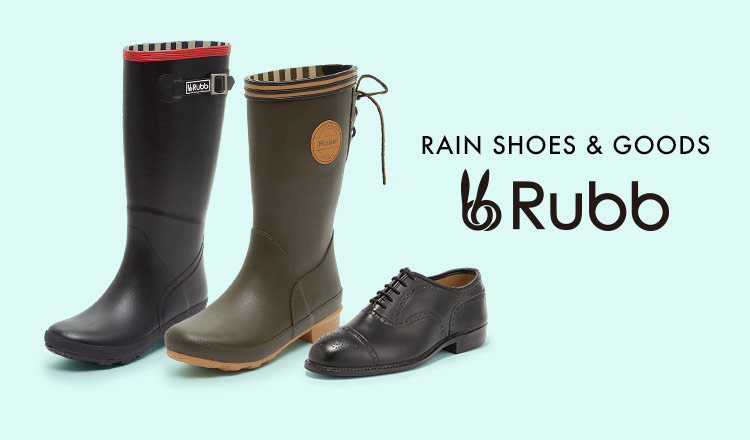 RAIN SHOES & GOODS - RUBB-