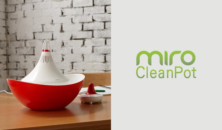 MIRO CleanPot