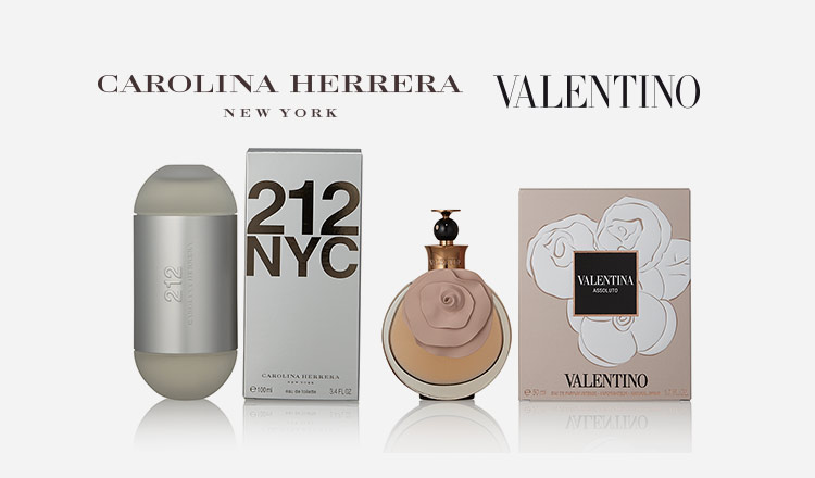 CAROLINA HERRERA/VALENTINO