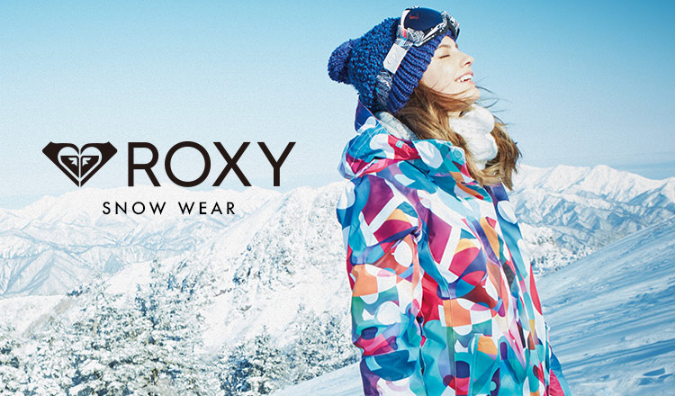 ROXY -SNOW WEAR-