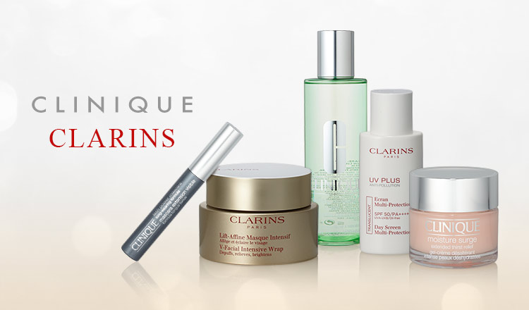 CLARINS/CLINIQUE