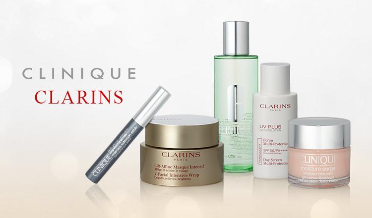 CLARINS/CLINIQUE