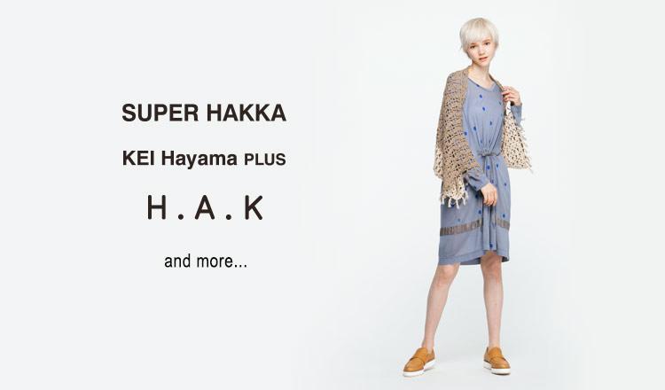 SUPER HAKKA/H.A.K and more...
