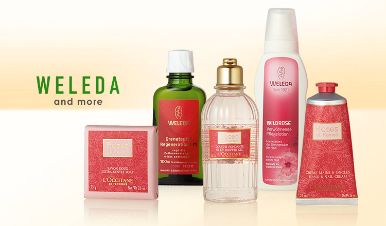 WELEDA and more