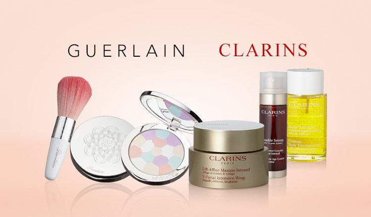 CLARINS/GUERLAIN