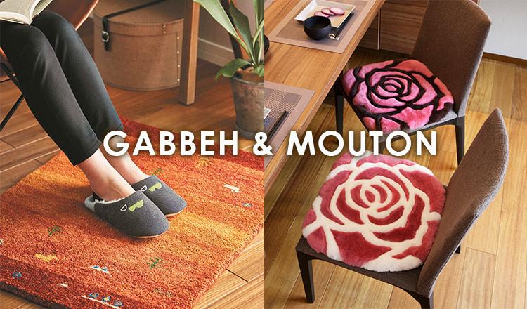 GABBEH & MOUTON