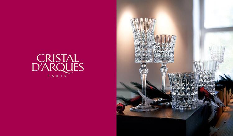 CRISTAL D'ARQUES PARIS