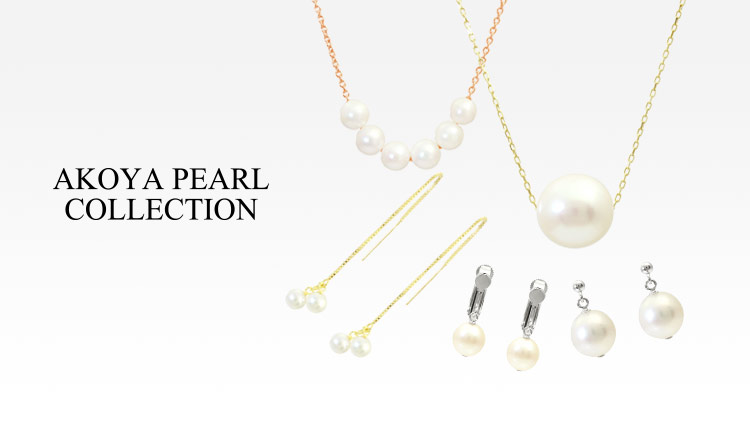 AKOYA PEARL COLLECTION