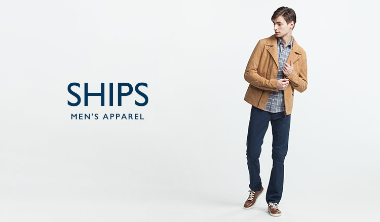 SHIPS MEN'S APPAREL