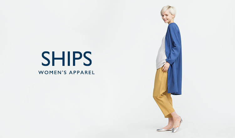 SHIPS WOMEN'S APPAREL