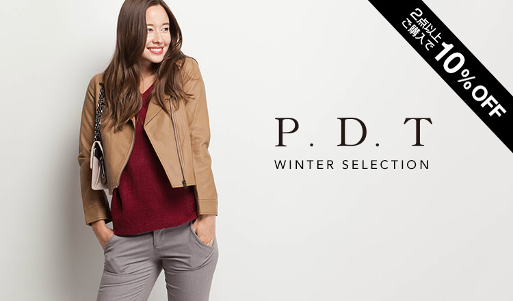P.D.T -WINTER SELECTION-