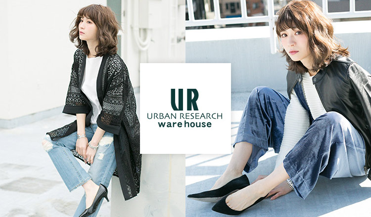 URBAN RESEARCH WAREHOUSE WOMEN