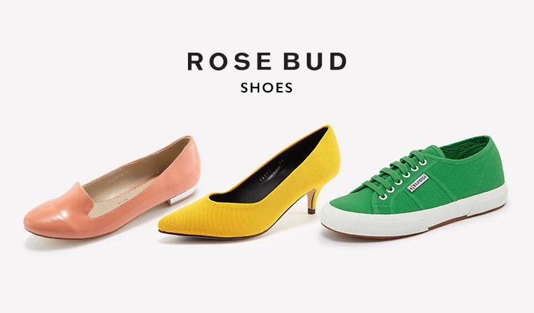 ROSE BUD SHOES