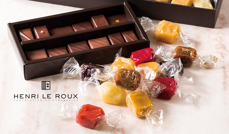 HENRI LE ROUX -WHITE DAY SPECIAL GIFT-