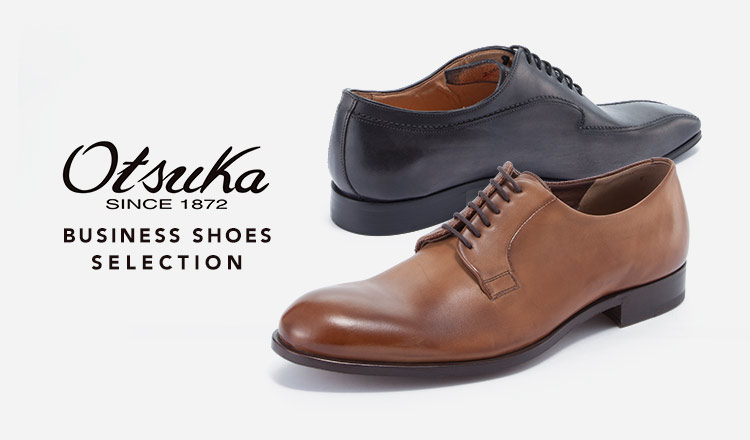 OTSUKA- BUSINESS SHOES SELECTION-
