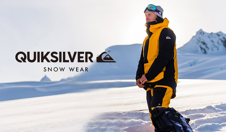 QUIKSILVER -SNOW WEAR-