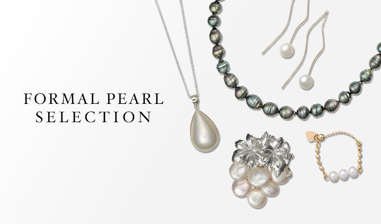 FORMAL PEARL SELECTION