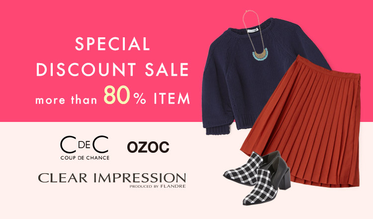 SPECIAL DISCOUNT SALE MORE THAN 80% ITEM