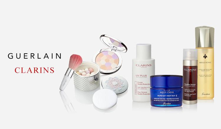 GUERLAIN/CLARINS