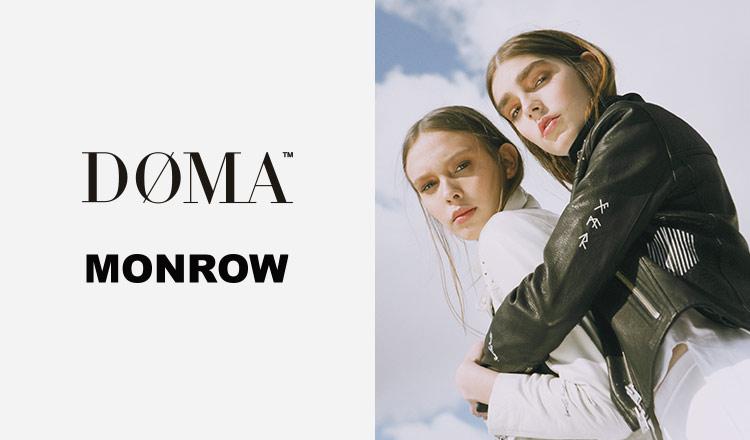DOMA/MONROW