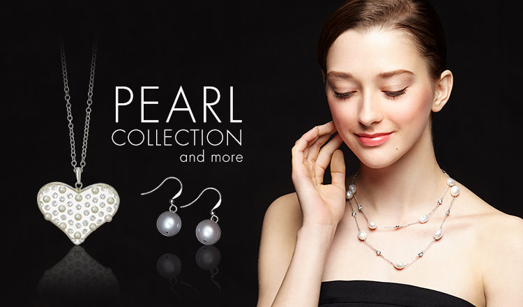 PEARL COLLECTION and more