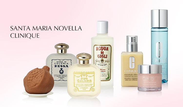 SANTA MARIA NOVELLA/CLINIQUE