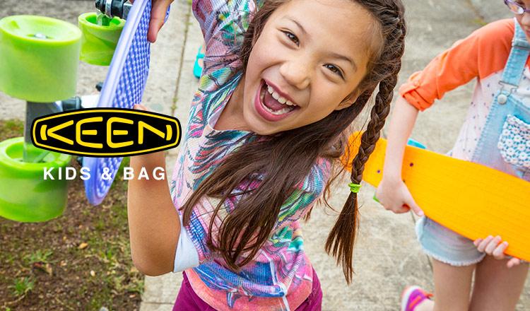 KEEN KIDS & BAG