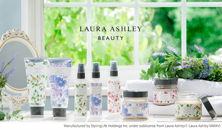 LAURA ASHLEY BEAUTY