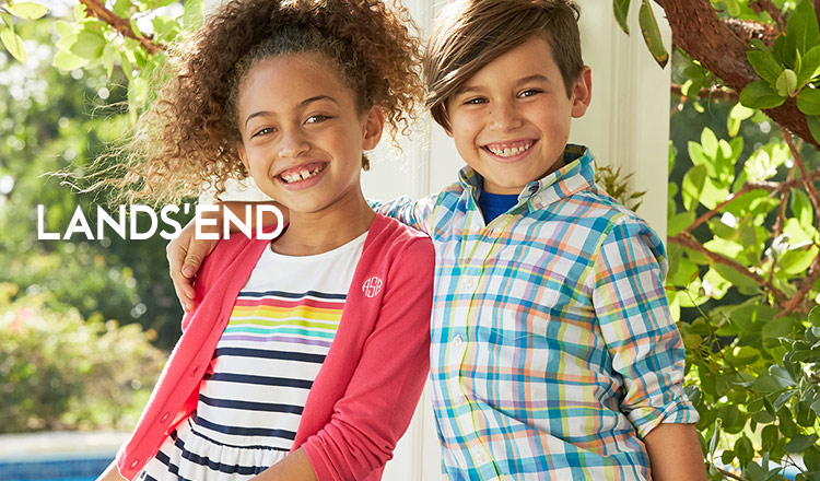 LANDS' END KIDS
