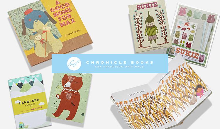 クロニクルブックス-洋書絵本、知的玩具 SELECTION