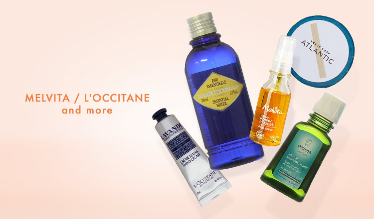 MELVITA/L'OCCITANE and more
