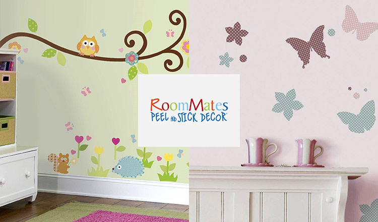 RoomMates-wall sticker