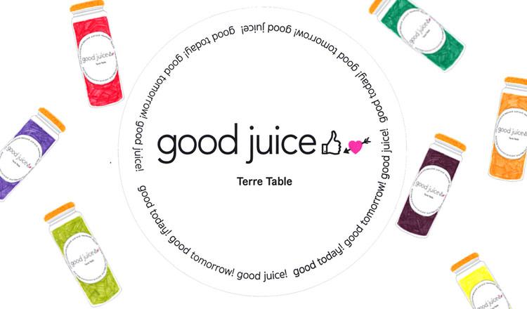 コールドプレスジュース good juice