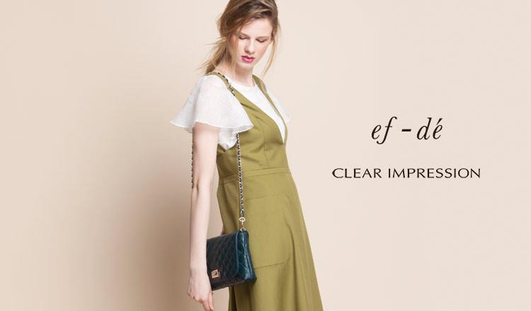 EF-DE/CLEAR IMPRESSION