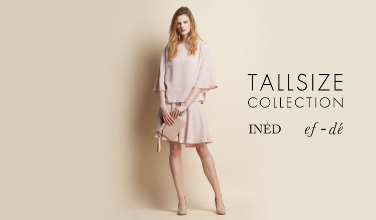 INED/EF-DE TALLSIZE SELECTION