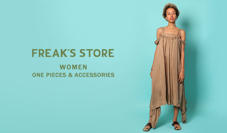 FREAK'S STORE WOMEN -ONE PIECES & ACCESSORIES -