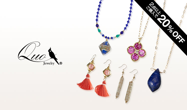 QUO JEWELRY SELECTION