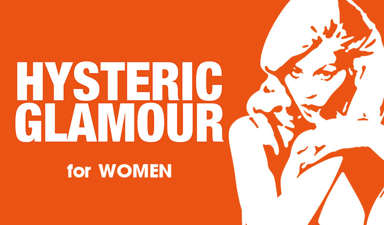 HYSTERIC GLAMOUR WOMEN