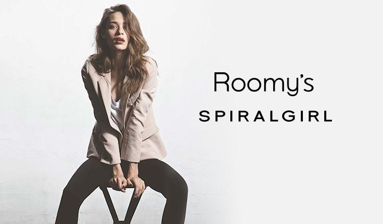 ROOMY'S/SPIRALGIRL